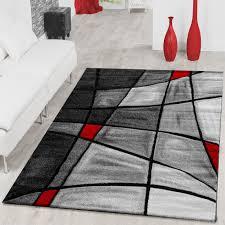 teppiche wohnzimmer teppich porto mit konturenschnitt in