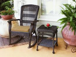 Main Parts Of Patio Rocking Chairs — Giardinet Tony