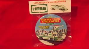 1995 Hess Toy Truck And Helicopter | EBay 2002 Hess Truck With Plane Trucks By The Year Guide 2013 Toy Tractor Ebay Amazoncom 1999 Minature Fire Toys Games Antique Best 2000 Decor Ideas 1996 Hess Emergency Ladder 25 Toy Trucks On Pinterest Cars 2 Movie Classic Hagerty Articles 2017 Arrived Today Youtube 3 Models 1984 Tanker 1986 2day Ship 2016 And Dragster All On Sale