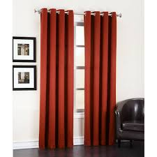 Eclipse Thermalayer Curtains Grommet by Curtains Eclipse Curtains Colin Curtain Panel With Wooden