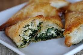 cuisine grecque recette spanakopita recettes de cuisine grècque