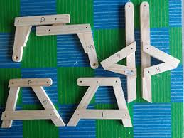 kids folding picnic table 2 in 1 making the frame sections