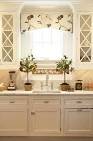 Corner Kitchen Cabinet Ideas by Window Treatment Ideas For Kitchen Modern Home Design