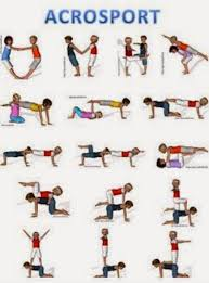 A Cool Way To Introduce Yoga And Partner Kids In The School Environment