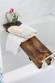 Bamboo Bathtub Caddy Bed Bath Beyond by Best 25 Bath Caddy Ideas On Pinterest Bathtub Caddy Bath Caddy