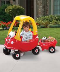 Little Tikes Red Cozy Coupe Trailer | Zulily Little Tikes Cozy Truck Walmartcom Makeover Fire Paw Patrol Halloween Costume How To Identify Your Model Of Coupe Car Tikes Coupe Car Compare Prices At Nextag Camo Zulily Ride Ons Awesome Price 5999 Shipped Toyworld Toy Walmart Canada Princess