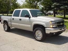 100 Truck Maxx Chevy GMC Suspension With 2001 Chevy Tahoe Leveling Kit And