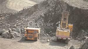 100 Dump Trucks Videos Work Excavator In The Quarry Sunny Day Good Weather Dump Truck