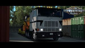 American Truck Simulator: International 9800 - San Diego To Carlsbad ...
