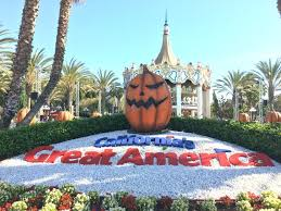 Californias Great America Halloween Haunt 2015 by Great Pumpkin Fest At California U0027s Great America Tips For Fall