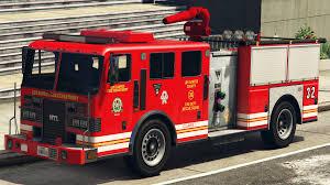 100 Fire Truck Red GTA Wiki Fandom