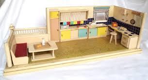 Kitchen 1950s Design Hammered Copper Apron 50 Double Basin Sin 1950 Cabinets 50s Retro Style 2