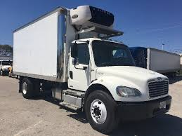 2012 INTERNATIONAL DURASTAR 4300M7 REEFER TRUCK FOR SALE #AQ-2543