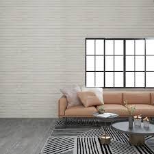 3d wandverkleidungen 11 stk weiß steinoptik eps