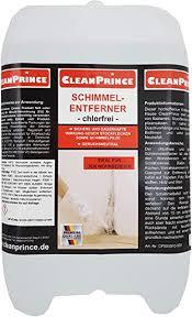 5 liter kanister chlorfreier schimmelentferner chlorfrei schimmel entferner schimmel entferner schimmelex anti schimmel reiniger cleanprince
