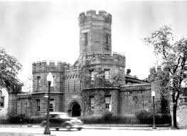 Mansfield Prison Halloween Attraction by Alcatraz Prison At Night Ghost Dance In A Haunted Cell Block