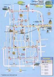 Mango Tree Dipudjo Homestay Map Of This