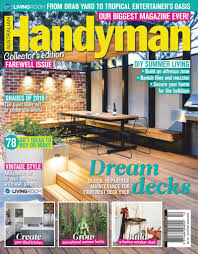 100 Australian Home Ideas Magazine Handyman Digital Single Issue