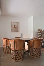 Equipale Chairs San Diego by This Pair Of Mexican Style Equipale Chairs Are Featured In A Solid