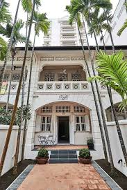 100 Terrace House In Singapore Tour A Modern Take On This Prewar Conservation