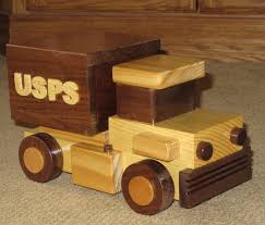 Handmade Wooden Toy USPS Delivery Truck, Big Wood Toy Trucks, Toy ... Woodworking Patterns For Antique Cars And Trucks Wood Farm Truck Ecofriendly Wooden Toy Car Kids Organic Amazoncom Fisherprice Thomas The Train Railway Dschool Truck Smiling Tree Toys Acvities Woodcrafts Daphne Dump A Wooden Toy With Movable Bed Handcrafted Monster Melissa Doug Stacking Cstruction Vehicles Custom Built Allwood Ford Pickup Munityplaythingscom Small Water Vector Image 18068 Stockunlimited Show Us Sidesstake Sides Please The 1947 Present