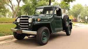 1954 Willys Jeep Pickup | WILLYS JEEP | Pinterest | Jeep, Jeep ... Willys Related Imagesstart 0 Weili Automotive Network Dustyoldcarscom 1961 Willys Jeep Truck Black Sn 1026 Youtube 194765 To Start Producing Wranglerbased Pickup In Late 2019 1957 Pick Up Off Road Kaiser Pinterest Trucks For Sale Early 50s Willysjeep Truck Pics Request The Hamb Arrgh Stinky Ass Acres Rat Rod Offroaderscom Find Of The Week 1951 Autotraderca Jamies 1960 The Build Pickups