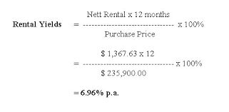 Sinking Fund Calculator Weekly by How To Calculate Return On Investment Roi For Property Rental Yields