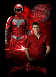 Red Ranger Movie Reboot By GeekTruth64