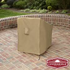 100 Patio Stack Chair Covers CoverShield Bar Furniture Cover Deluxe Shop