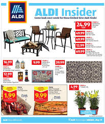 ALDI Current Weekly Ad 05/19 - 05/25/2019 - Frequent-ads.com Dont Miss The 20 Aldi Lamp Ylists Are Raving About Astonishing Rattan Fniture Set Egg Bistro Chair Aldi Catalogue Special Buys Wk 8 2013 Page 4 New Garden Is Largest Ever Outdoor Range A Sneak Peek At Aldis Latest Baby Specialbuys Which News Has Some Gorgeous New Garden Fniture On The Way Yay Interesting Recliners Turcotte Australia Decorating Tip Add Funky Catalogue And Weekly Specials 2472019 3072019 Alinium 6 Person Glass Table Inside My Insanely Affordable Hacks Fab Side Of 2 7999 Home July