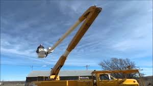 1988 Ford F700 Bucket Truck For Sale | No-reserve Internet Auction ...