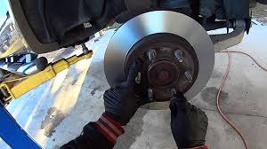 Replace Front Brake Pads And Rotors On '04-'08 Ford F-150 Truck ... How To Change Your Cars Brake Pads Truck Armored Off Road Brakes Jeep Jk Wrangler Front Top 10 Best Rotors 2018 Reviews Repair Calipers 672018 Flickr Amazoncom Power Stop Kc2163a36 Z36 And Tow Kit K214836 Rear Upgrading Ram 2500 With Ssbc Rear Complete Guide Discs For 02012 Gmc Terrain Drilled R1 Concepts Inc Full Eline Slotted Ebc Rk7158 Rk Series Premium Plain 1piece