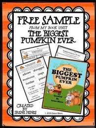 The Runaway Pumpkin Worksheet by Fall Favorites And A Freebie From Collaboration Cuties By The
