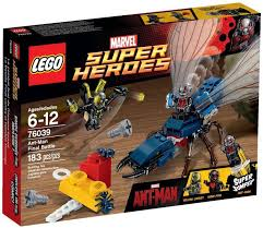 Lego Ant Man Pack Includes Big Flying Maybe Bigger Spoiler