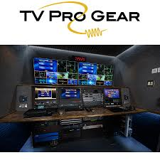 TV Pro Gear | OB Video Production Truck Manufacturer | 30/24' Hi ...