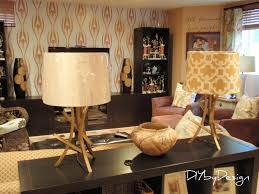 Lamp Shade Adapter Ring Home Depot by Diy By Design Nate Berkus Branch Lamps Dilemma