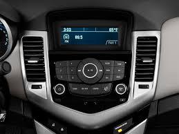 2013 Chevrolet Cruze Radio Interior