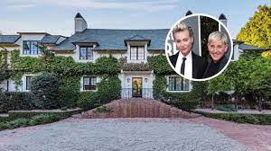 104 Beverly Hills Houses For Sale Is Ellen Degeneres Looking To Sell Her Estate Dirt