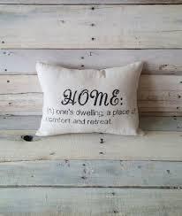 Home Pillow Decorative Cover Farmhouse Rustic