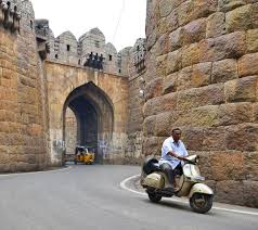 100 Architects In Hyd Golconda The Eerie Acoustics Of A Erabad Fort