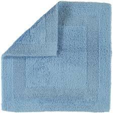 neu cawö wende badematte badeteppich blau 1000 188 bath