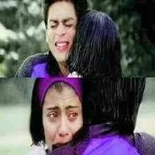 its sad shahrukh khan kuch kuch hota hai