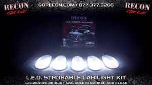 RECON Strobing Cab Roof Lights Part # 264146BKS Dodge RAM 03-16 ... Zroadz Is First To Market For The 2018 Ford F150 Led Mounting Smoked Top Roof Dually Truck Cab Marker Running Clearance Lights 0316 Dodge Ram 2500 3500 Amber Smoke Cab Roof Lights 5 Piece 54in Curved Light Bar Upper Windshield Mounting Brackets For 02 Ikonmotsports 0608 3series E90 Pp Front Splitter Oe Painted 3pc For 0207 Chevy Silveradogmc Sierra Smoke Shield With Led Chelsea Company Ford Interceptor Utility Can Run With No Roof Lights Thanks To New Chevrolet Silverado 2500hd Questions Gm Kit Anzo 5pcs Oval Lens Dash Z Racing 8096 F250
