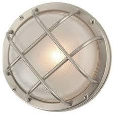 39456 ss bulkhead marine outdoor ceiling wall light 8 x4 x8