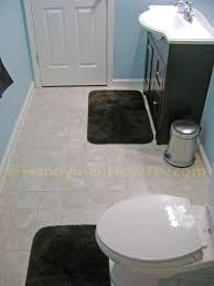 Basement Bathroom Ejector Pump Floor by How To Finish A Basement Bathroom The Complete Series