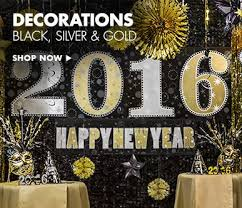 New Year Eve Party Decorations – Happy Holidays