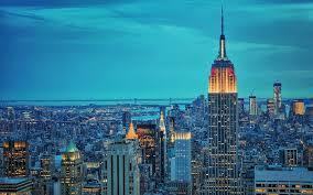 New York City Skyline HD