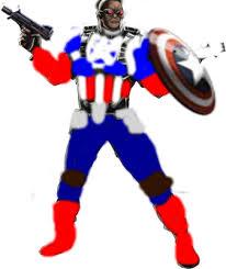 All New Captain America Sprite