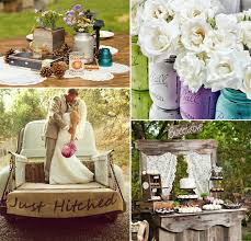 Amazing Country Themed Wedding Ideas
