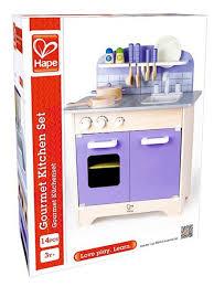 Hape Kitchen Set Nz by Purple Gourmet Kitchen Hape Buy At Directtoys Nz